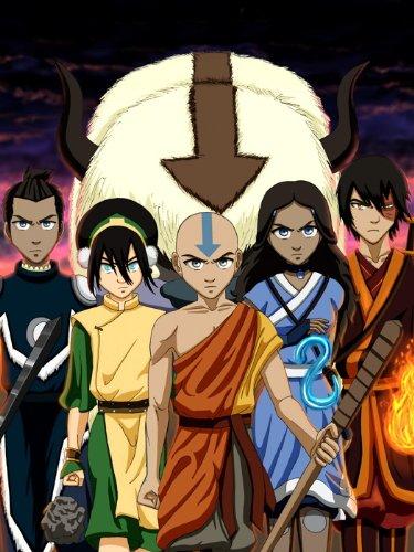 St Art Avatar the Last Airbender Anime Manga Art 32x24 Print Poster