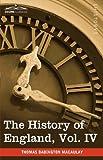 The History of England from the Accession of James II, Thomas Babington Macaulay, 1605209694
