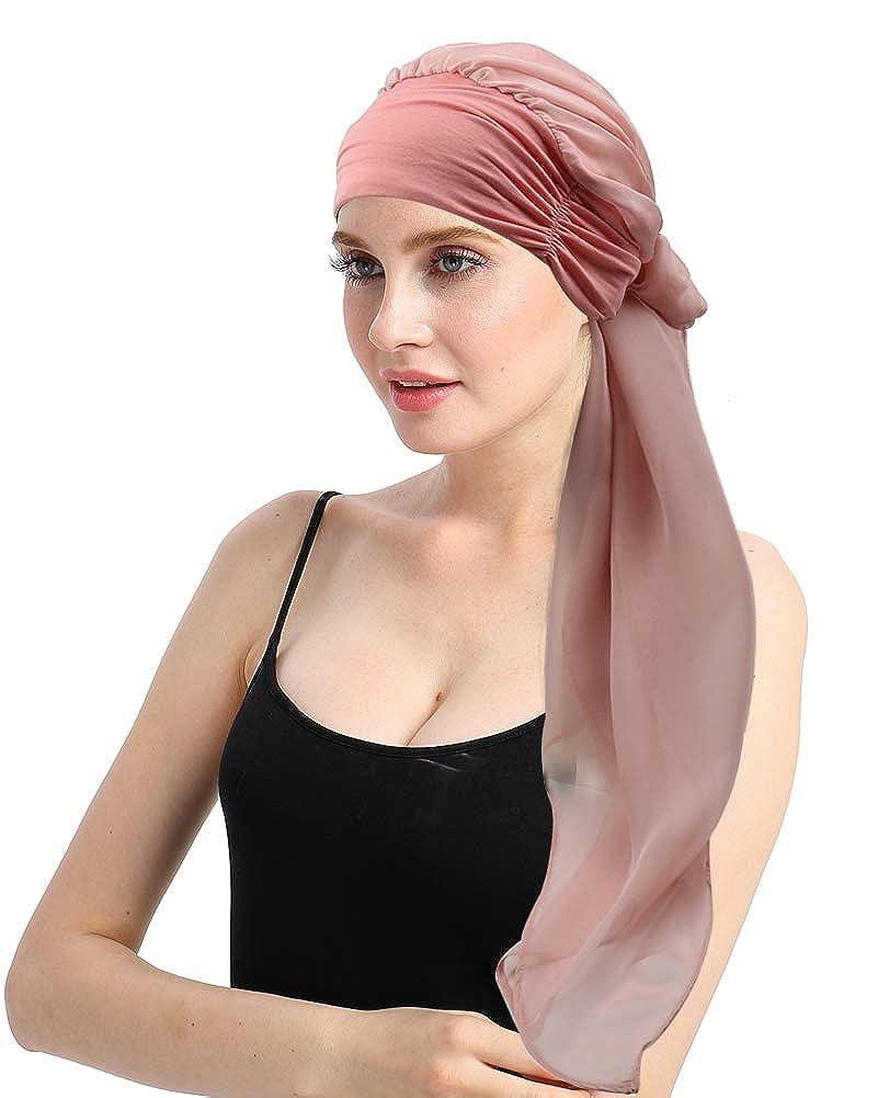 FocusCare Sciarpa di Chemo Headwrap per i regali medici ...