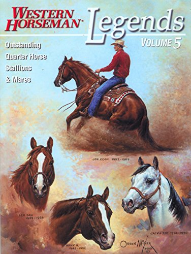 Legends: Outstanding Quarter Horse Stallions And Mares for sale  Delivered anywhere in USA