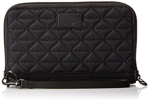 pacsafe-rfidsafe-w200-anti-theft-rfid-blocking-travel-wallet-black