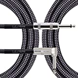 Lulu Home 20 Feet Guitar Cable, Professional