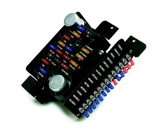 Painless 30003 18-Circuit ATO Fuse Center