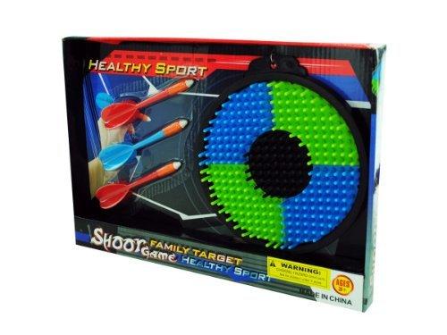 Plastic toy dartboard Kids Children by bulk buys