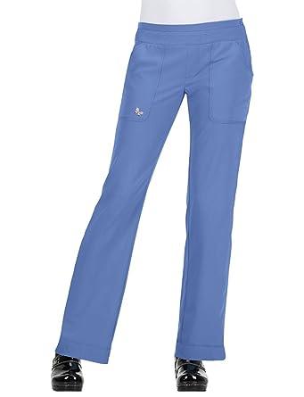 786a30534b4 Amazon.com: KOI Mariposa Women's Maddi Scrub Pants: Clothing