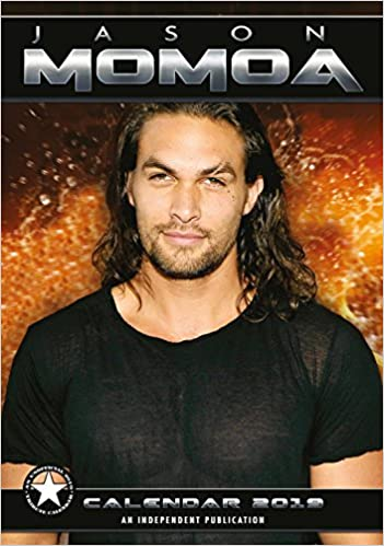 jason momoa calendar calendar 2018 2019 calendars game of thrones sexy men calendar 12 month calendar by dream