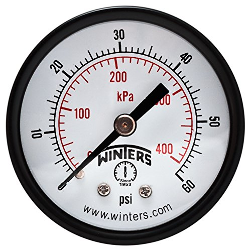 Winters Economy Pressure Display Accuracy product image