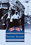 Front cover for the book Staten Island by Margaret Lundrigan