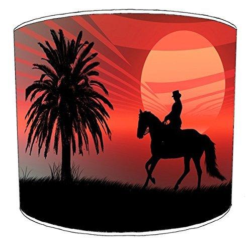 Premier 8 Caballos Potro Lampshades Mesa Pulgadas Pony TclF1KJ