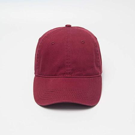 Sombrero Biao algodón Lavado Color sólido Tablero de luz Gorra de ...