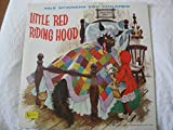 Little Red Riding Hood Vinyl Lp Tale Spinners Judith Scott United Artists