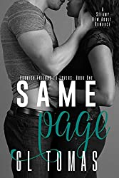 Same Page (Bookish Friends To Lovers Book 1)