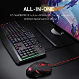 Redragon S101 Wired Gaming Keyboard and Mouse Combo
