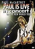 Paul McCartney -  Paul Is Live in Concert