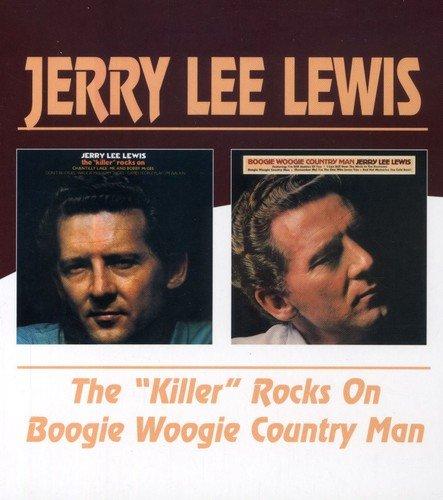 Jerry Lee Lewis - Boogie Woogie Country Man - Zortam Music
