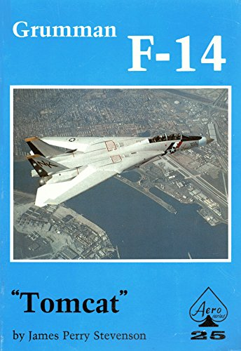 Aero Series (025: Grumman F-14 Tomcat - Aero Series 25)