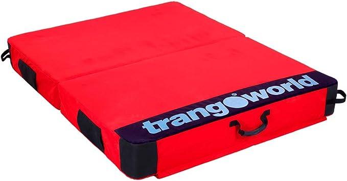 Trango Crash Pad Veider 5.0 - Colchoneta, Color Rojo, Talla ...