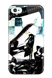black rock shooter anime Anime Pop Culture Hard Plastic iPhone 4/4s cases 0J9ZHM1PQFA7IEHK