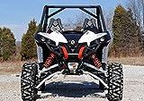 """Super ATV Can-Am Maverick 6"""" Lift Kit RED"""