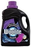 Woolite DARKS Liquid Laundry Detergent, 100 fl oz Bottle, With Color Renew, HE & Regular Washers