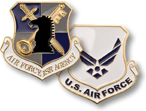 Air Force ISR Agency Challenge Coin ()