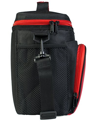 Insulated Lunch Bag Insigniax Adult Lunch Box For Work Men Women With Adjustable Strap Front