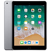 Apple iPad 9.7 (2018) WiFi 32GB Gris SIM Free