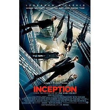 Amazon.com: (11x17) Inception Leonardo DiCaprio Movie Poster ...