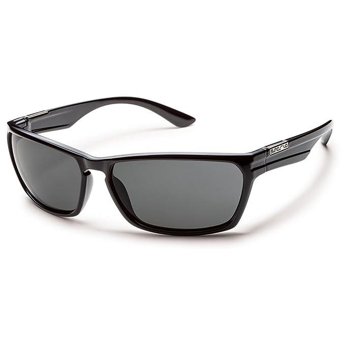 Amazon.com: Suncloud Optics Cutout polarizadas anteojos de ...
