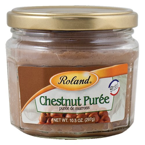 - Chestnut Puree (Puree de Marrons) (10.5 ounce)