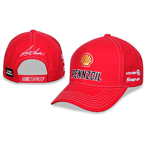- NASCAR Adult Uniform Drivers Racing Hat / Cap (#22 Joey Logano)