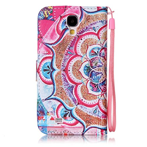 Nancen avec Protection Colorful Qualité Folio Portefeuille Fonction Leather pouces Stand 5 iPhone 7 Cover Case de Support Haut Apple 5 Étui PU Housse Coque Wallet et Plus Half fleur Grande Flip Cuir Bookstyle PU Fen rOqRFrw8