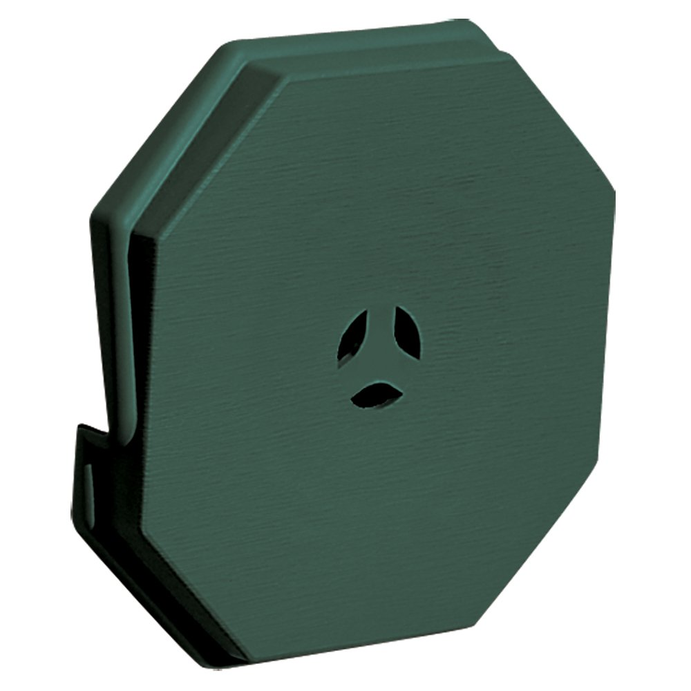 Builders Edge 130110006028 Surface Block 028, Forest Green