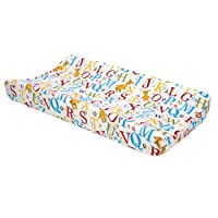 Trend Lab Dr. Seuss Changing Pad Cover, ABC