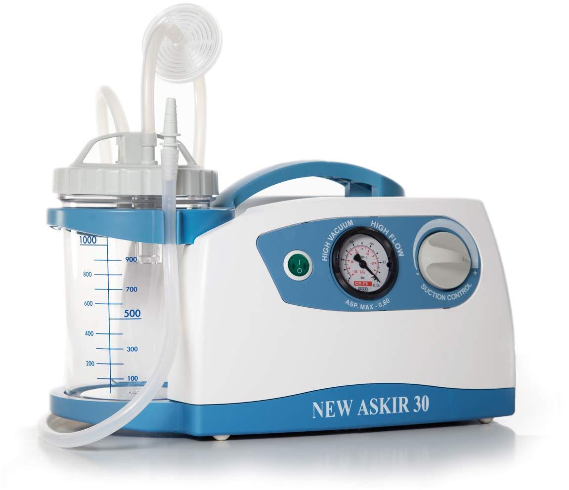 Aspiratore Chirurgico - modello New Askir 30 CA-MI