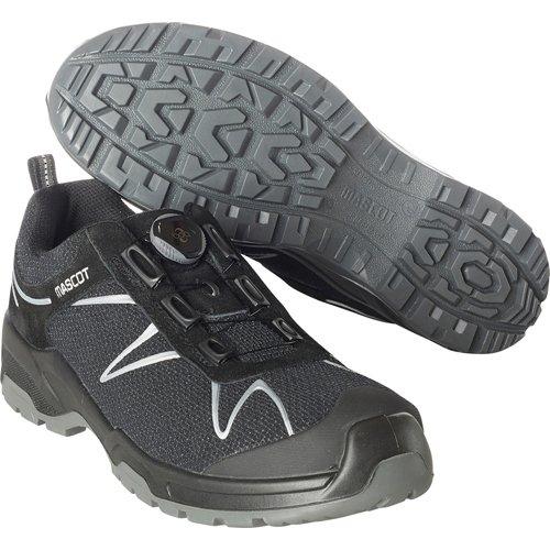 Taille Sécurité 46 de Mascot 09880 Chaussure 46 771 Noir 1046 W10 nbsp;S3 Argent nbsp;Boa F0122 nbsp;avec x7XYv