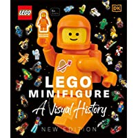 Deals on LEGO Minifigure A Visual History New Edition Hardcover
