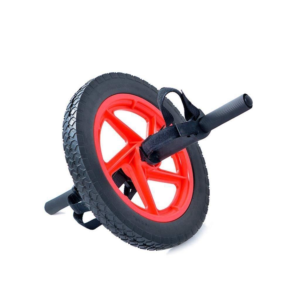 Yunfeng Abdominal Roller Fuß Rad multifunktionalen Kern Übung Energie große Bauch Rad Stärken und Straffen Sie Ihre Bauchmuskeln