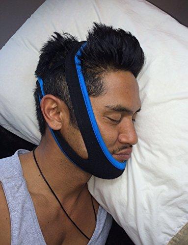 PCS 500# Snore Eliminator PRO Adjustable Chin Strap Support
