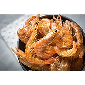 Uncle Shrimp – Dried Shrimp Snacks in a Gift Box (10 pack)