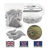 War World Scenics Natural Slate Stone - 100g Bag