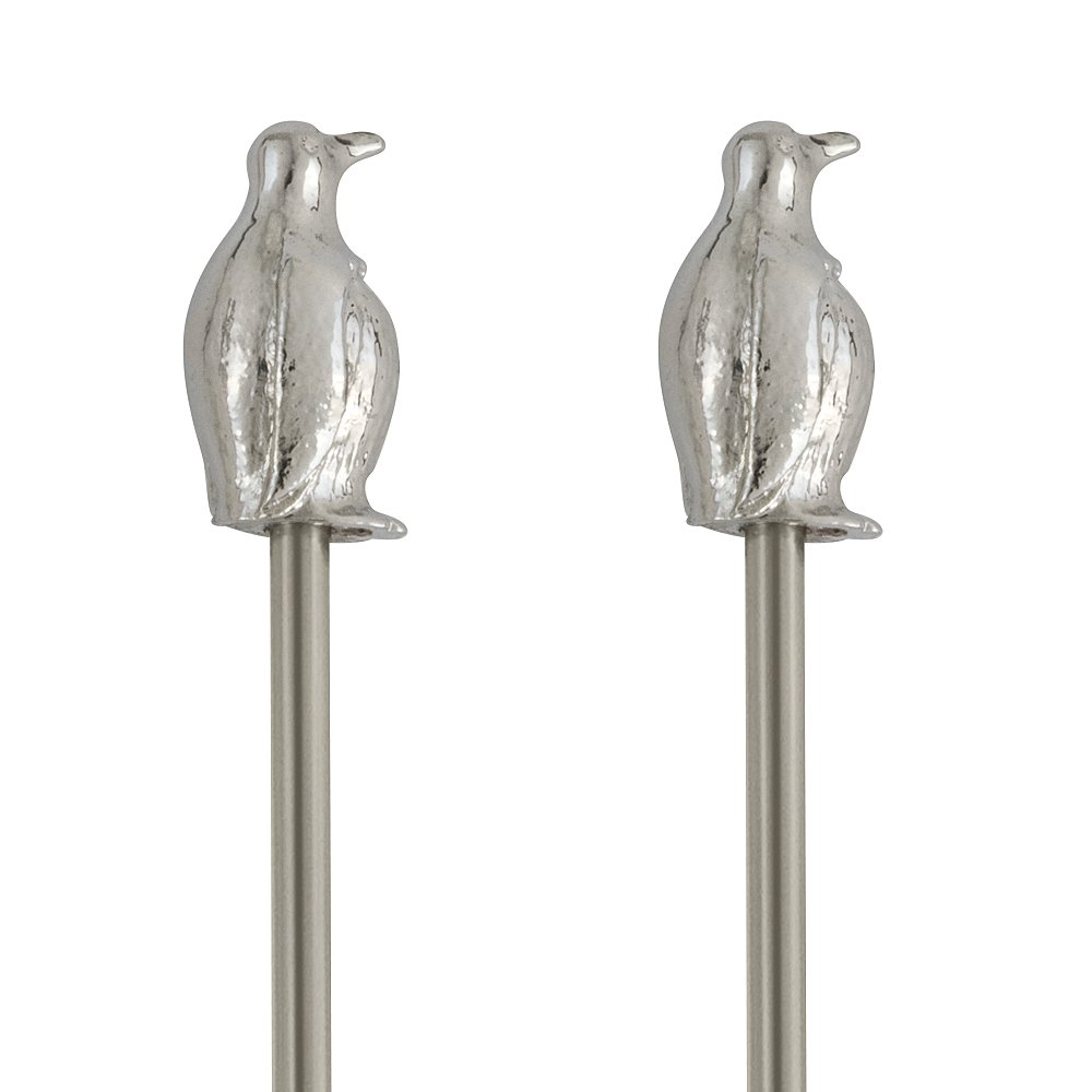 Epic Products Penguin Cocktail Stirrers - Set of 4 Novelty Bar Stir Sticks by Epic Products (Image #2)