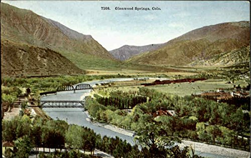 Amazoncom Glenwood Springs Glenwood Springs Colorado Original