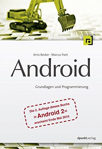 Android: Grundlagen und Programmierung (German Edition)