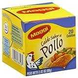 Maggi Chicken Bouillon Cube 2.82 OZ(Pack of 12)