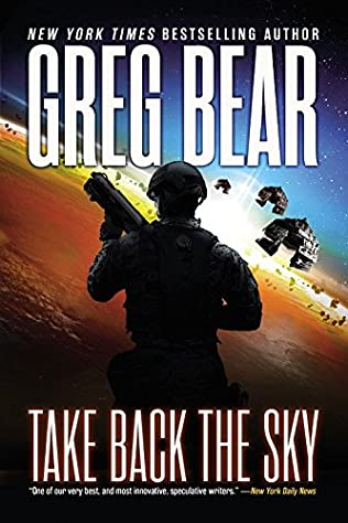 book cover of Take Back the Sky