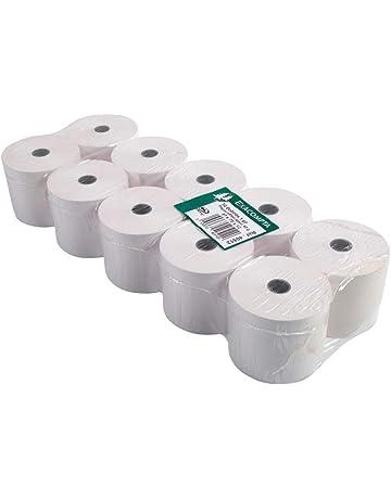 Exacompta Cash Register and Calculator Receipt Roll 57 mm x 42 m 10 rolls