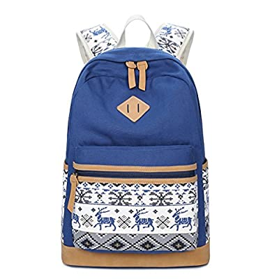 2ec1cc4afd21 50%OFF Jaeupd Lightweight Cute School Backpack For Teen Grils ...