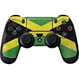 Countries of the World PS4 Controller Skin – Jamaica Flag Distressed