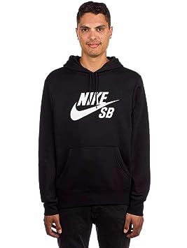 Nike M Nk SB Icon Hoodie Po Essnl Sweatshirt, Hombre: Amazon.es: Deportes y aire libre